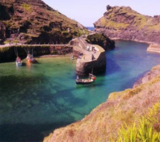 Holiday Cottage in Boscastle, North Cornwall